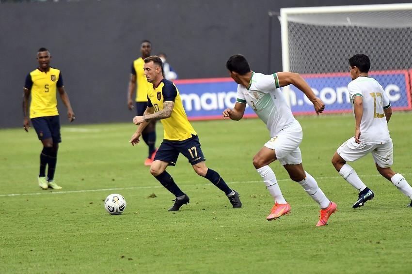 Díaz registra su debut con la Tricolor (Video)