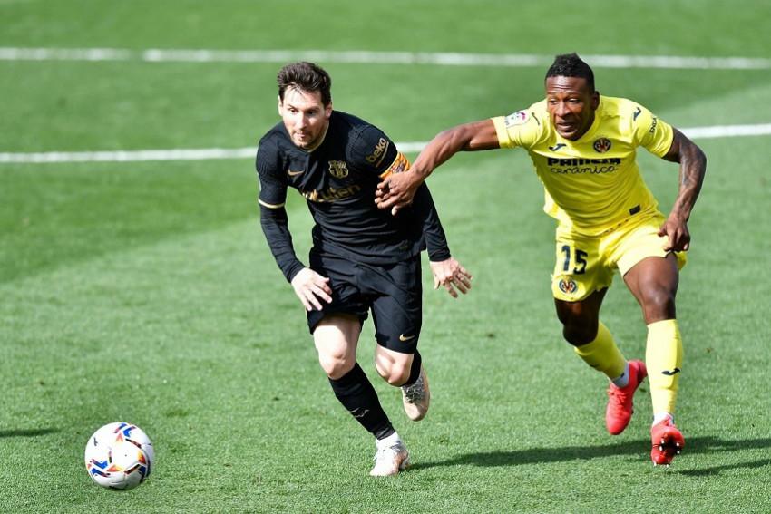 Estupiñán regresa en el Villarreal en derrota contra el Barcelona (Video)