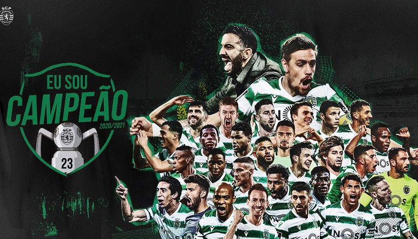 Sporting de Gonzalo Plata, campeón de la liga portuguesa (Video)