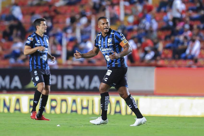 Antonio Valencia dejará el Querétaro y volverá a Ecuador, informan en México