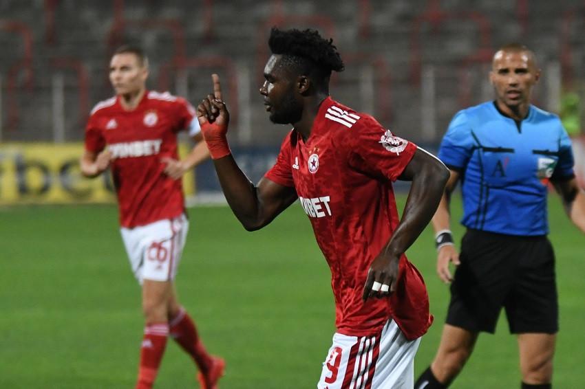 (Video) Jordy Caicedo anota en empate del CSKA Sofia y comanda tabla de goleadores