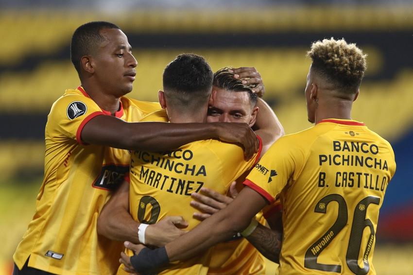 Barcelona, por acercarse a octavos en Libertadores contra un necesitado The Strongest