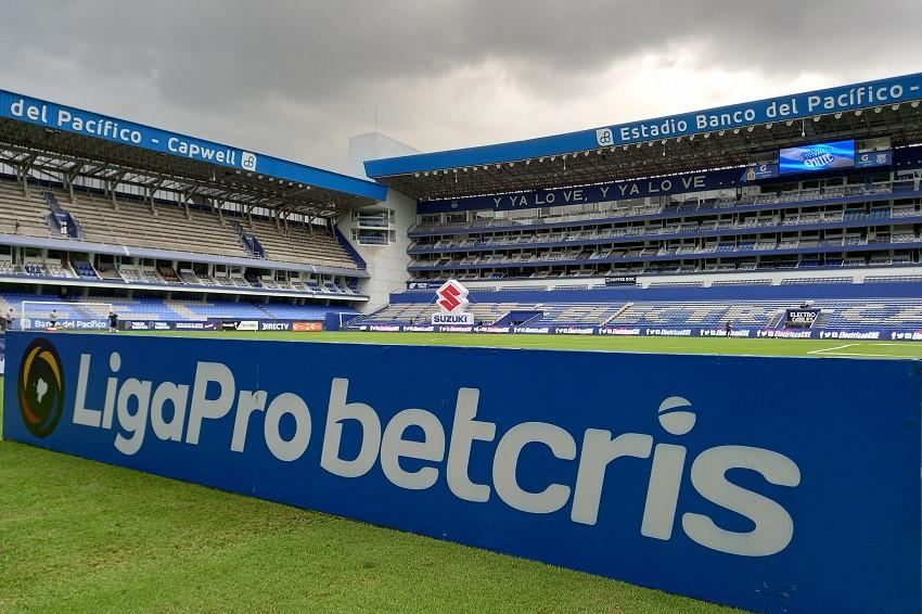 Emelec no venderá boletos contra Orense y en próximos partidos