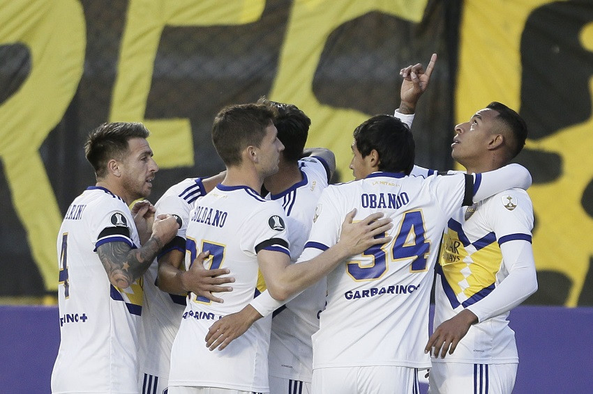 Boca se impone a The Strongest en el grupo de Barcelona (Video)