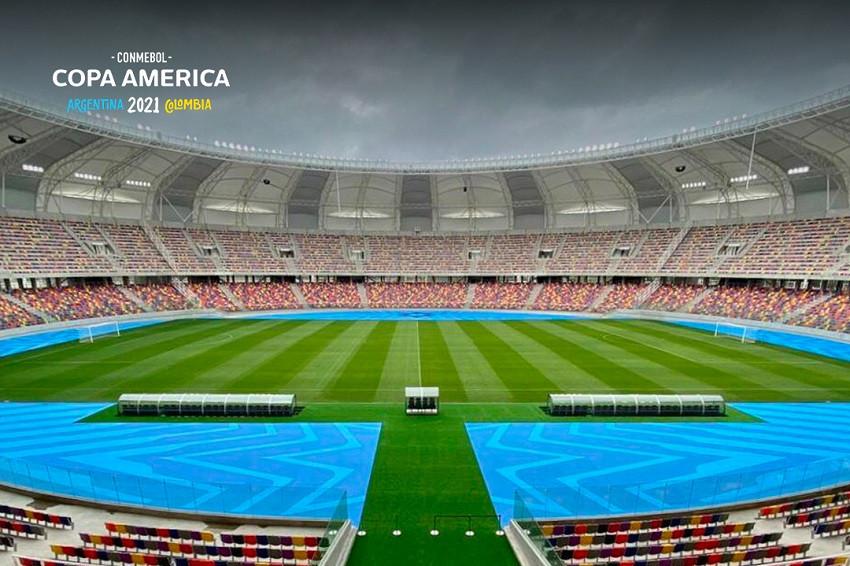 Conmebol ratifica a Argentina como sede de la Copa América