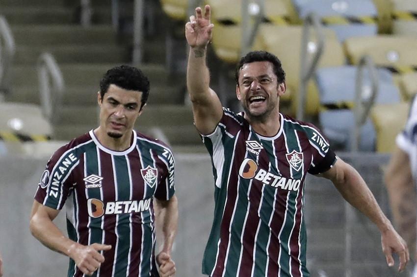 Fluminense supera a Cerro Porteño y enfrentará a Barcelona en cuartos (Video)