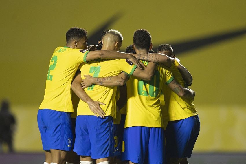 Brasil anuncia convocatoria para enfrentar a Ecuador y Paraguay
