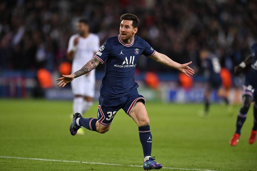 (Video) PSG doblega al Manchester City con estreno goleador de Messi