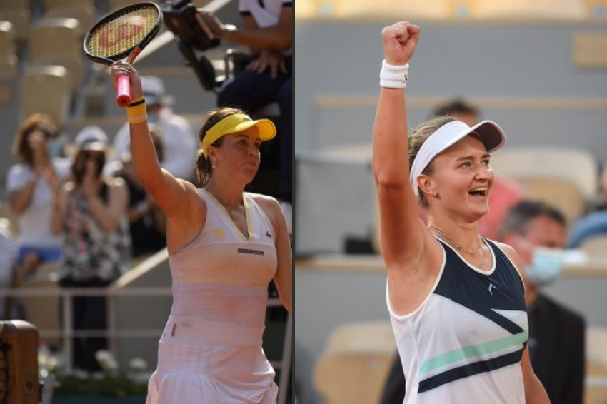 Pavlyuchenkova-Krejcikova, final inesperada de Roland Garros