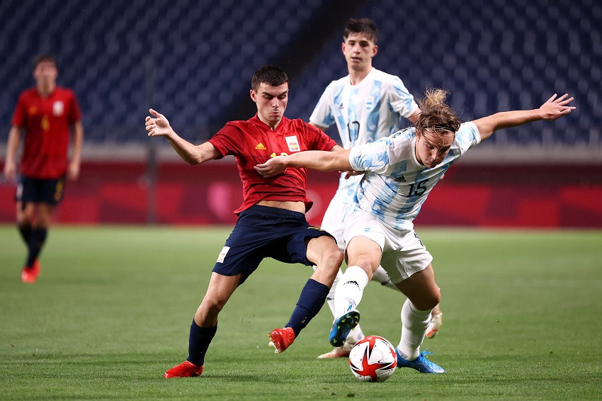 Argentina, eliminado en fase de grupos al empatar contra España