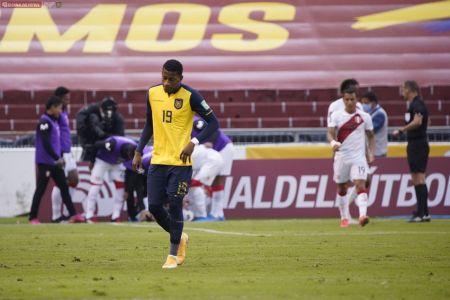 Ecuador sufre inesperada derrota contra un eficaz Perú (Video)