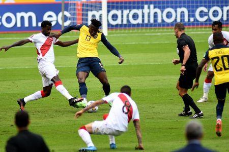 Ecuador-Perú por la jornada 8 de las Eliminatorias (Minuto a minuto)