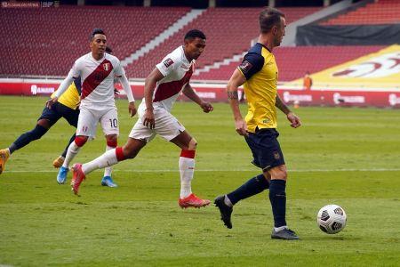 Chango destaca a Díaz por su actuación con la Tri