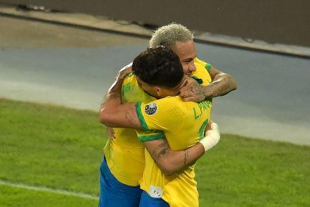 Brasil vence a Perú y clasifica a la final de Copa América (Video)