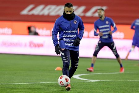 Alexis Sánchez sufre lesión en Chile antes de la Copa América