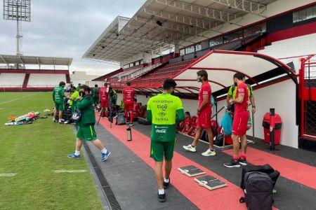 Tres jugadores y un miembro del cuerpo técnico de Bolivia dan positivo en covid-19