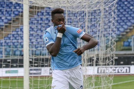 Caicedo anota el gol del triunfo de Lazio (Video)