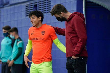 Kike Saverio no entra en planes del Andorra y el Osasuna tampoco lo considera