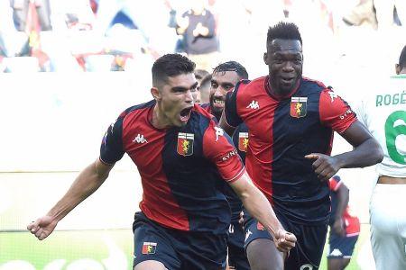 (Video) Felipe Caicedo debuta en empate agónico del Genoa