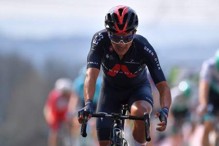 Richard Carapaz liderará al Ineos en el Tour de Suiza