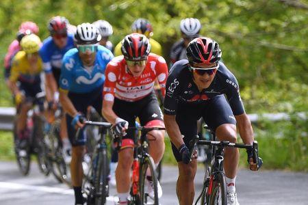 Richard Carapaz afronta la Vuelta a Suiza para consolidar su estatus de líder