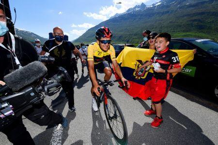 Carapaz se proclama campeón del Tour de Suiza (Video)