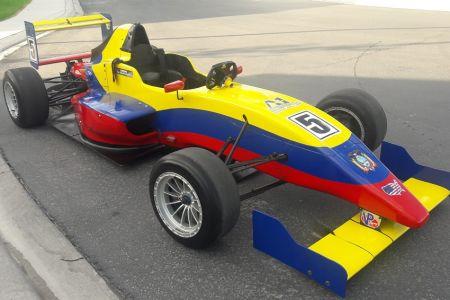Gualotuna Motorsports, equipo ecuatoriano que busca hacer historia en la Indy 500