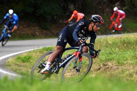 Jhonatan Narváez disputará el Giro de Italia con el equipo Ineos (Video)