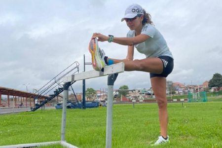 Paola Bonilla prepara su llegada a la cita olímpica con el Sudamericano de Atletismo