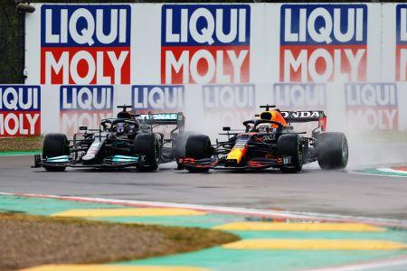 Hamilton y Verstappen, por otro duelo épico en el Gran Premio de Portugal