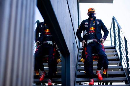 Verstappen, decepcionado al quedar tercero en la clasificación en Portugal (Video)