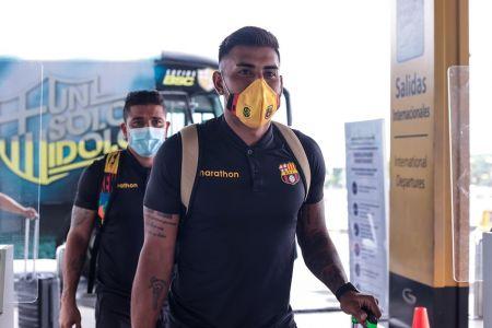 Barcelona define convocados y viaja a Brasil para debut en Libertadores