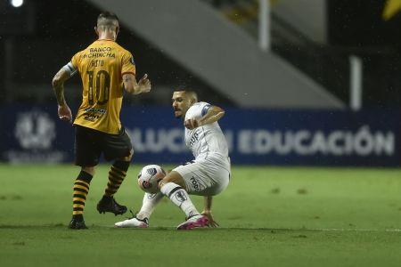 Libertadores destaca a Díaz en el triunfo de Barcelona (Video)