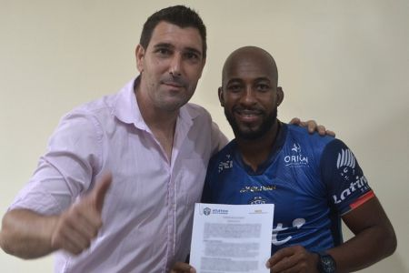 Michael Jackson Quiñónez y Daniel Angulo se vinculan a club de la Serie B