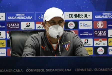 Marini asegura que Liga de Quito tiene la