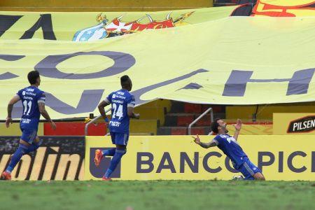Emelec recupera a Caicedo, pero registra dos bajas contra el Manta