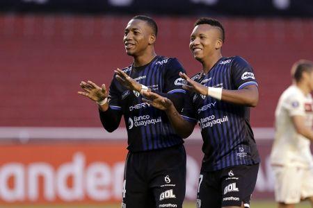 Independiente del Valle y Liga de Quito, con programación definida en octavos de Sudamericana