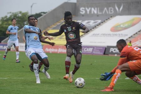 Mushuc Runa consigue empate en su visita a Guayaquil City (Video)
