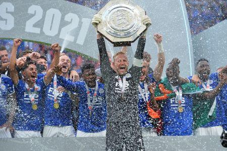 Leicester sorprende al Manchester City y conquista la Community Shield (Video)