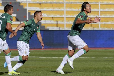 Bolivia, con doblete de Moreno Martins, se impone contra Venezuela (Video)