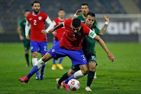 Bolivia, con fortuna y el respaldo del VAR, arranca empate contra Chile (Video)