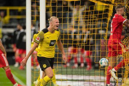 (Video) Haaland marca doblete y lidera triunfo del Dortmund