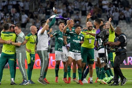 (Video) Palmeiras clasifica a la final y espera por Flamengo o Barcelona