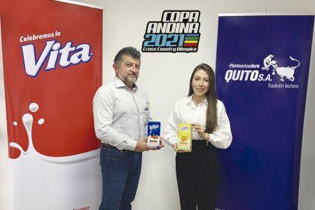 Vita Avena, bebida oficial de la Copa Andina 2021
