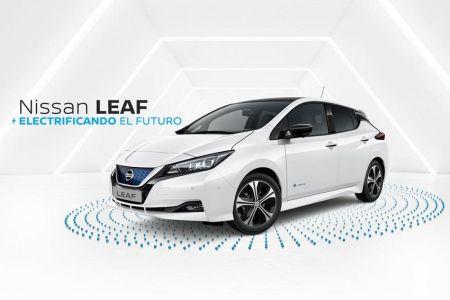 Nissan electrifica Ecuador con el lanzamiento de Nissan LEAF, el vehículo 100% eléctrico de la marca