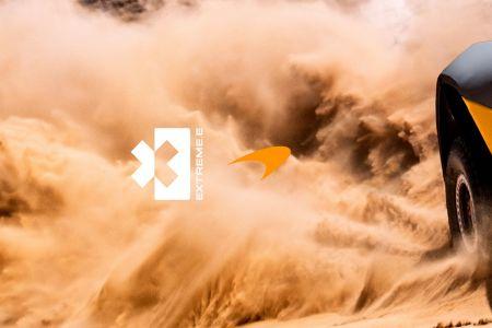 McLaren Racing incursionará en el Extreme E en 2022