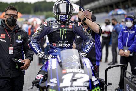 Maverick Viñales se desvincula de Yamaha con efecto inmediato