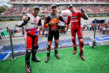 Miguel Oliveira se impone en el Gran Premio de Cataluña de MotoGP