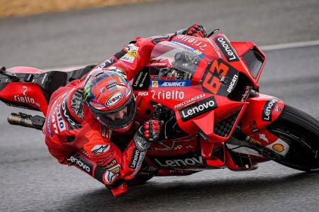 El equipo Ducati se perfila como favorito en el Gran Premio de Italia de MotoGP
