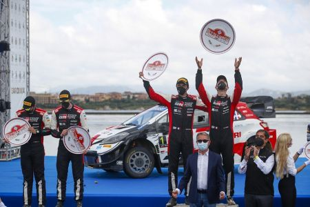 Sébastien Ogier gana el Rally de Cerdeña y se afianza como líder del Mundial